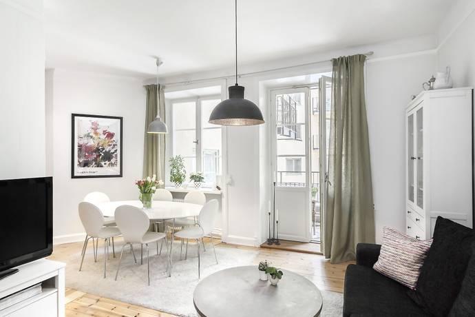 Bild: 2,5 rum bostadsrätt på Sankt Eriksgatan 4, 1,5 tr, Stockholms kommun Kungsholmen