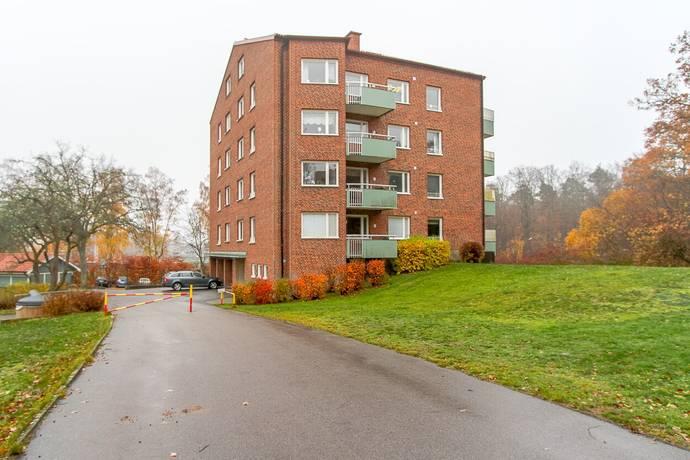 Bild: 2 rum bostadsrätt på Hunnemaravägen 28, Karlshamns kommun Hunnemara