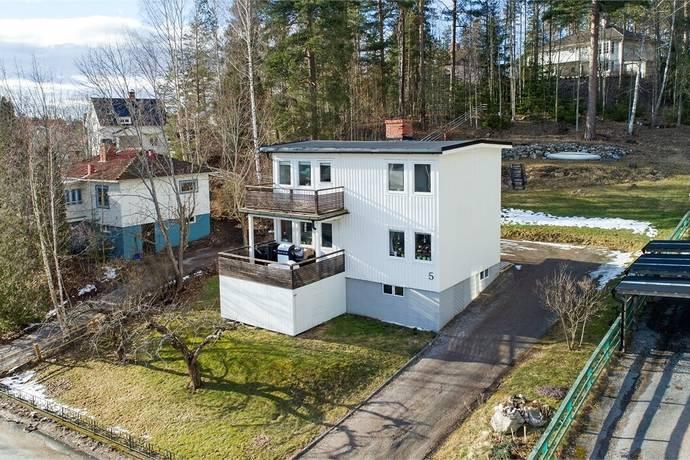 Bild: 4 rum villa på Degerängsvägen 5, Arvika kommun Degerängen