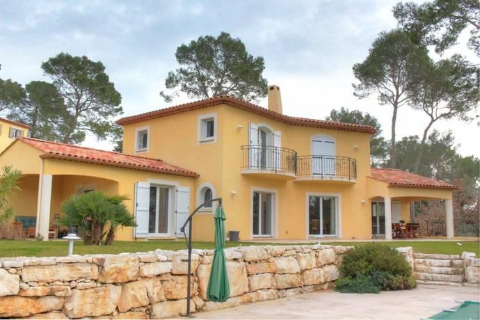 Bild: 5 rum fritidshus på Roquefort-les-Pins, Frankrike Franska Rivieran