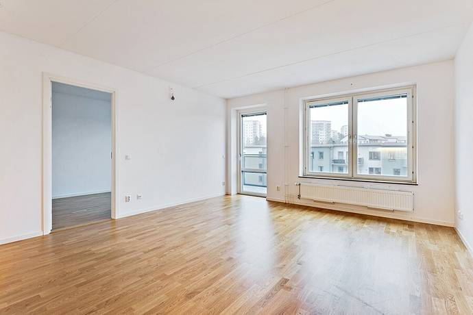 Bild: 2 rum bostadsrätt på Edagränd 16, Stockholms kommun Farsta strand