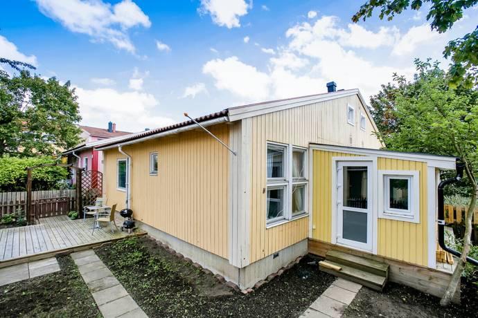 Bild: 5 rum radhus på Århusgatan 219, Stockholms kommun Kista