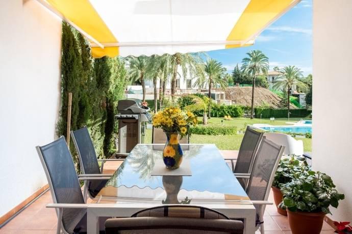 Bild: 3 rum bostadsrätt på Superfin bostad i populära Andalucia Garden Club, Spanien Nueva Andalucia