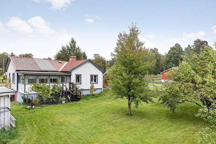 Bild: 3 rum villa på Kroppkärrsvägen 97, Karlstads kommun Södra Kroppkärr