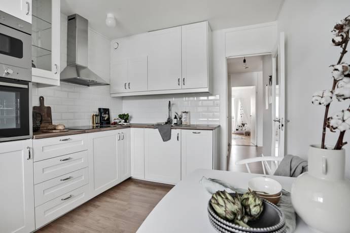 Bild: 3 rum bostadsrätt på Befälsgatan 6, Göteborgs kommun Kviberg