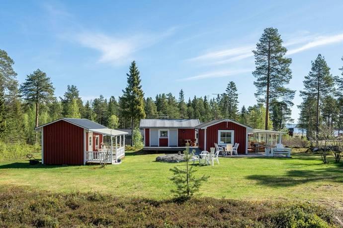 Bild: 3 rum fritidshus på Högsböleskiftet 42, Piteå kommun Högsböleskiftet
