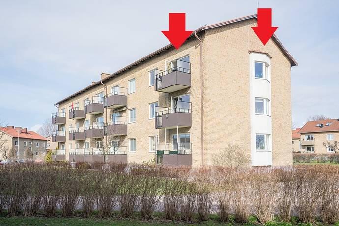 Bild: 3 rum bostadsrätt på Blåsbackegatan 10A, Halmstads kommun Nyhem