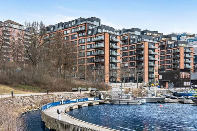Bild: 4 rum bostadsrätt på Augustendalsvägen 33 5tr, Nacka kommun Nacka strand
