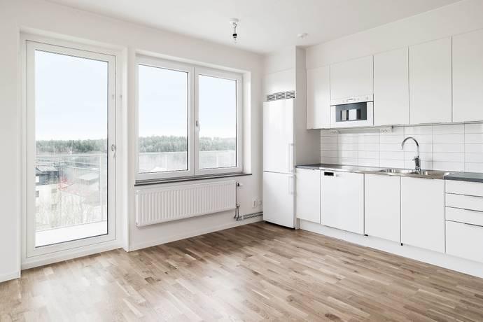 Bild: 2 rum bostadsrätt på Sandstuguvägen 51, 4tr, Botkyrka kommun Tumba-Uttran