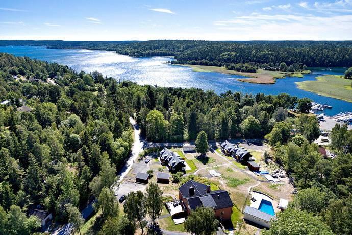 Bild: 4 rum bostadsrätt på Klockargårdsvägen 4, Tyresö kommun Orrnäset