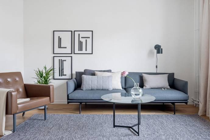 Bild: 1 rum bostadsrätt på Gustavsplatsen 1N, Göteborgs kommun Bagaregården