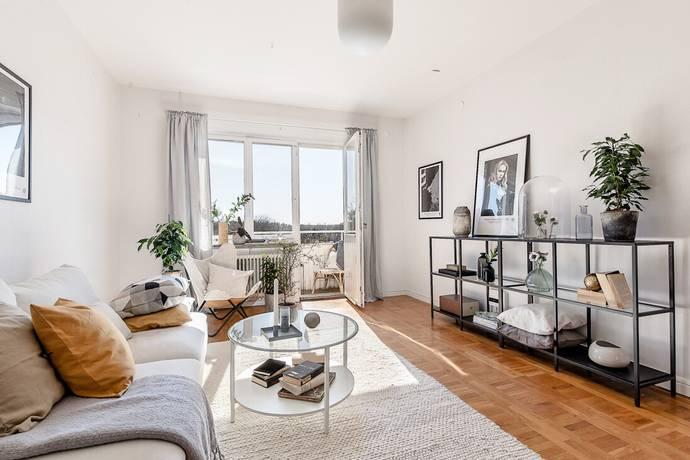 Bild: 2 rum bostadsrätt på Tranebergsvägen 95, Stockholms kommun Bromma Traneberg