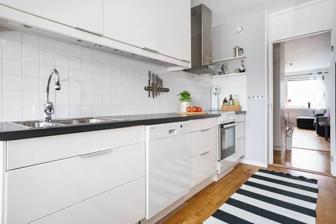 Bild: 3 rum bostadsrätt på Axgatan 12, Mölndals kommun Bifrost
