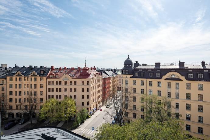 Bild: 7 rum bostadsrätt på Karlbergsvägen 70 A, V.U.P, Stockholms kommun Vasastan