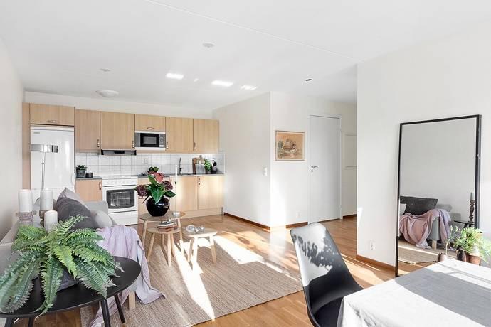 Bild: 2 rum bostadsrätt på Hadar Grudes gata 9, Karlstads kommun Inre hamn