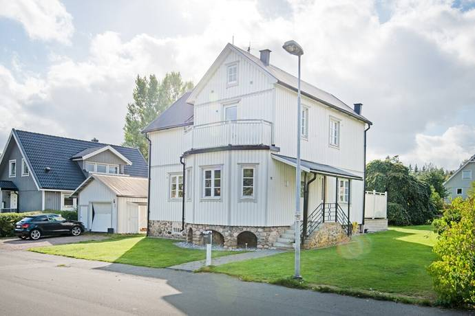 Bild: 5 rum villa på Alsbergsvägen 11, Nässjö kommun Nässjö