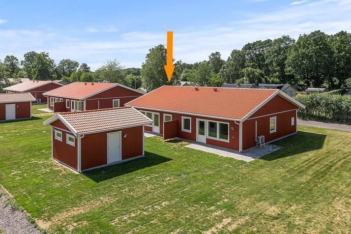 Bild: 3 rum bostadsrätt på Lissingavägen 13B, Falkenbergs kommun Ugglarp