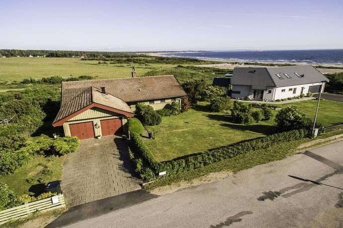 Bild: 6 rum villa på Ringenäsvägen 11, Halmstads kommun Ringenäs