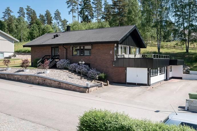Bild: 3 rum villa på Humlevägen 4, Gnosjö kommun Götarp