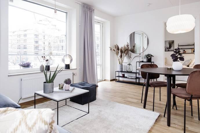 Bild: 2 rum bostadsrätt på Settergatan 10, Stockholms kommun Norra Djurgårdsstaden