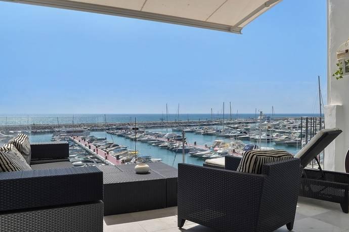 Bild: 3 rum bostadsrätt på Puerto Banus / Marbella, Spanien Puerto Banus
