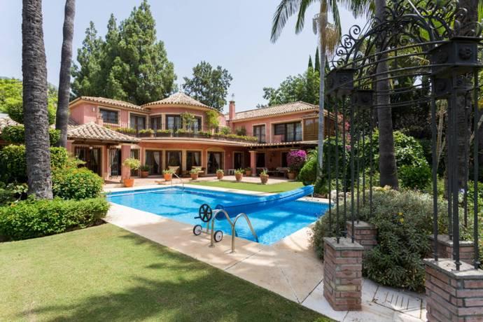 Bild: 7 rum villa på Costa del Sol, Marbella Golden Mile, Spanien