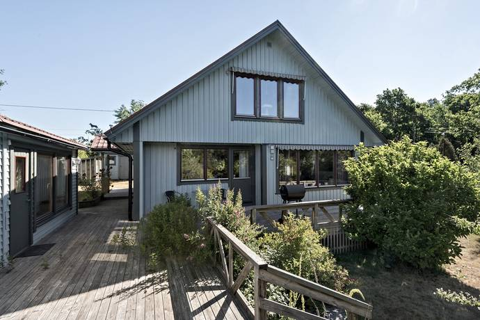 Bild: 4 rum villa på Båtsmansvägen 50A, Karlskrona kommun Sturkö