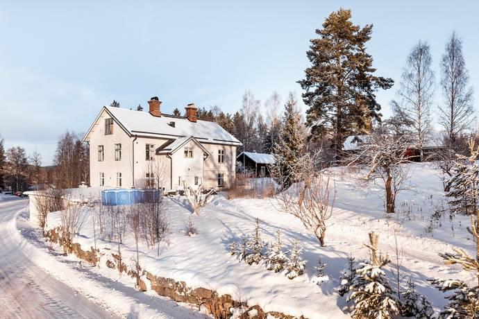 Bild: 10 rum villa på Falkbergsvägen 2, Falu kommun Linghed