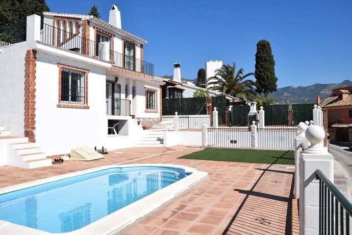 Bild: 5 rum villa på Villa i Mijas Costa, Costa del Sol, Spanien Mijas Costa