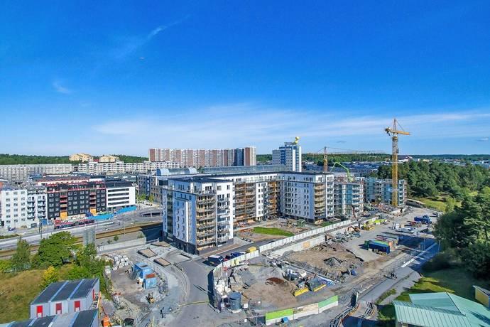 Bild: 1,5 rum bostadsrätt på Grindtorps Skolgränd 28, Täby kommun Täby Centrum