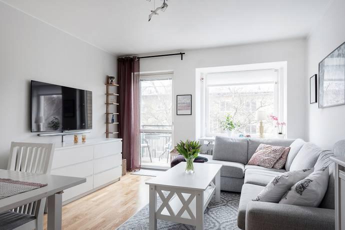 Bild: 3 rum bostadsrätt på Holbergsgatan 81, Stockholms kommun Bromma Blackeberg