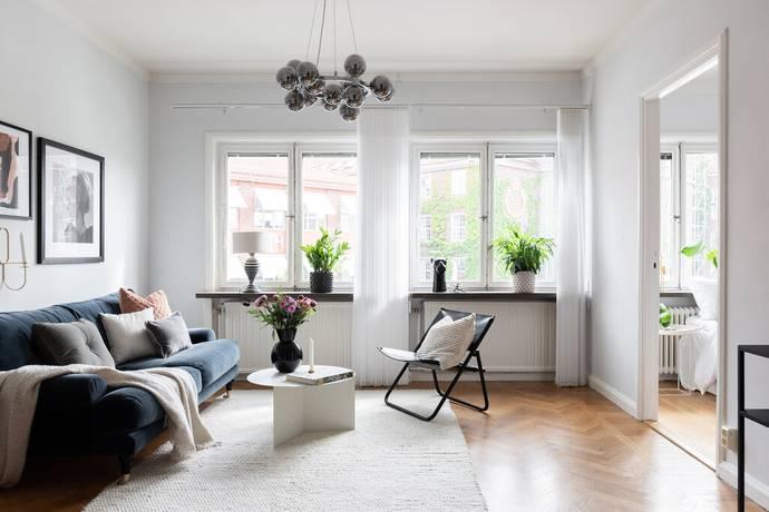 Bild: 2 rum bostadsrätt på Drottning Kristinas väg 11, Stockholms kommun Östermalm