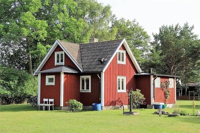 Bild: 56 m² fritidshus på Charles väg 7, Borgholms kommun Vedborm