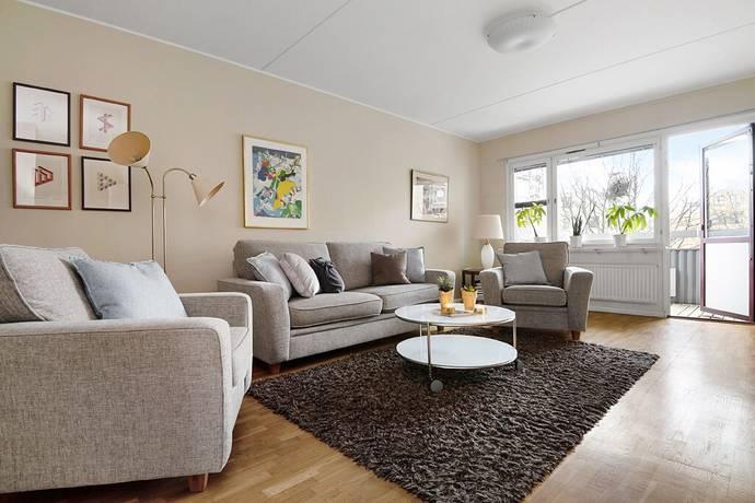 Bild: 3 rum bostadsrätt på Sorögatan 1, Stockholms kommun KISTA
