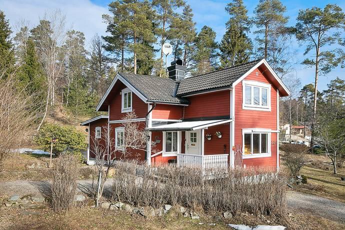Bild: 4 rum villa på Sorundavägen  224, Nynäshamns kommun