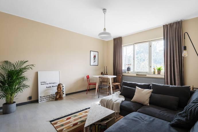 Bild: 2 rum bostadsrätt på Hökmossevägen 36 A, Stockholms kommun Telefonplan