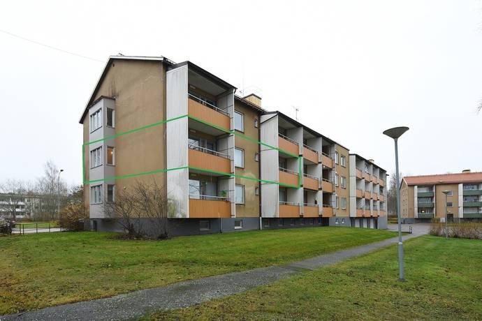 Bild: 4 rum bostadsrätt på Nordenfeltsgatan 5, Kristinehamns kommun Björneborg