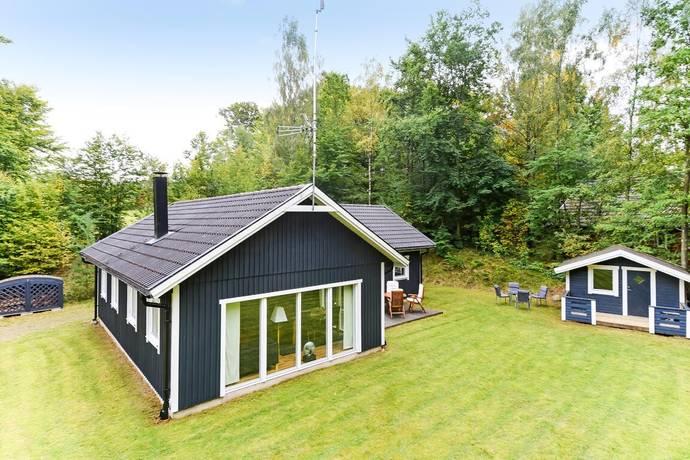 Bild: 4 rum villa på Grimvägen 5, Hässleholms kommun Skyrup