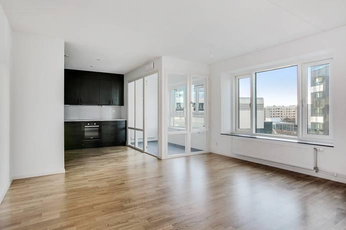 Bild: 2 rum bostadsrätt på Borgarfjordsgatan 21A, Stockholms kommun Kista