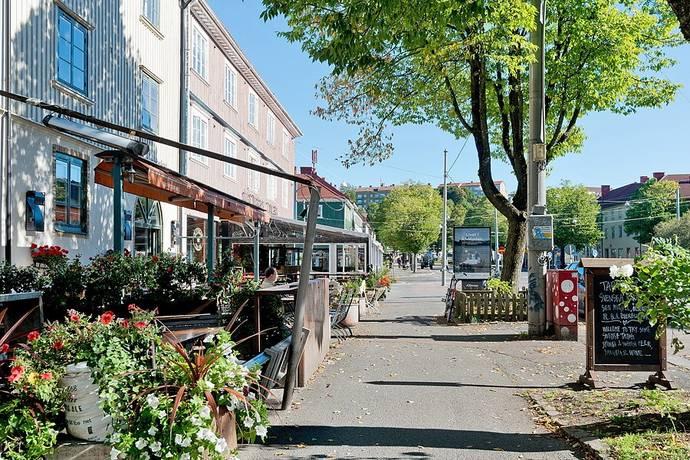 Bild: 4 rum bostadsrätt på Majstångsgatan 5, Göteborgs kommun KUNGSLADUGÅRD - MAJORNA