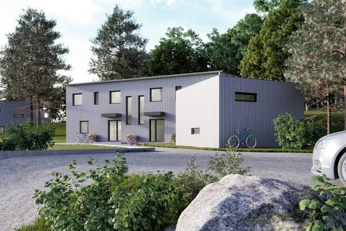 Bild: 6 rum radhus på Soldatvägen 30-32, Nacka kommun Lännersta / Saltsjö-Boo