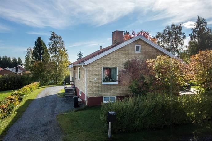 Bild: 5 rum villa på Grenvägen 21, Sollefteå kommun