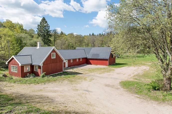 Bild: 5 rum villa på Snärpe 102, Tomelilla kommun Bertilstorp