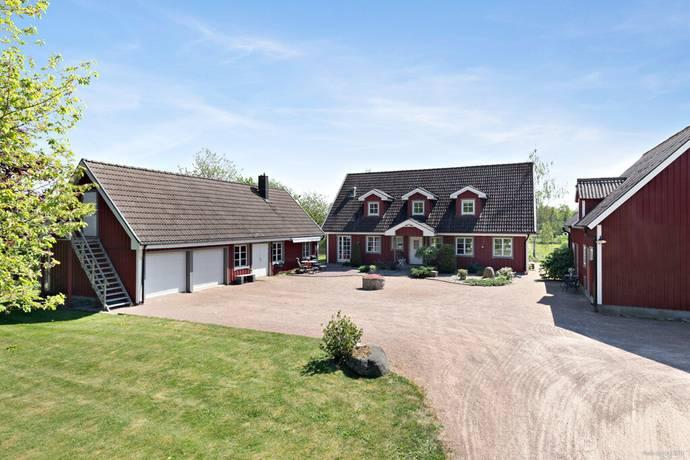 Bild: 6 rum gård/skog på Nedre Västersjövägen 284, Ängelholms kommun Äspenäs