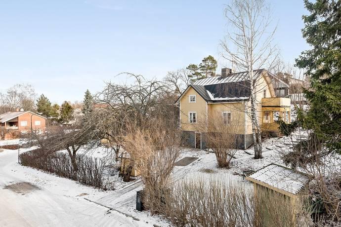 Bild: 5 rum villa på Stridsbergavägen 36, Stockholms kommun Spånga - Bromsten