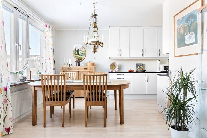 Bild: 4 rum bostadsrätt på Albäcksgatan 41, Sundsvalls kommun Södermalm