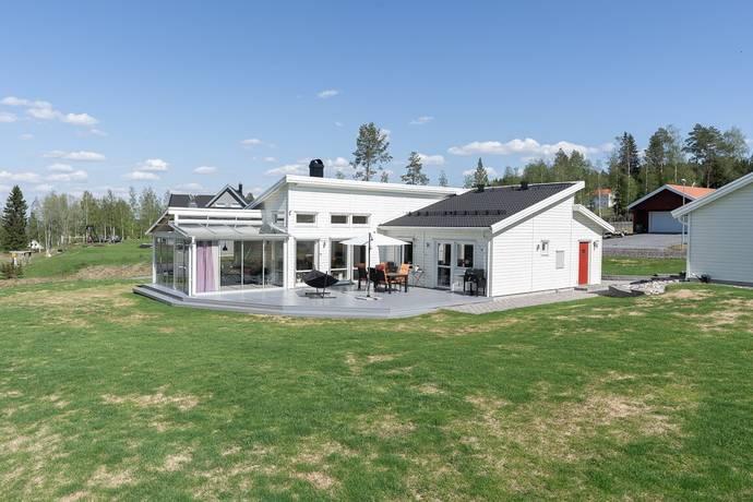 Bild: 5 rum villa på Bergtorpsvägen 16, Östersunds kommun Frösön