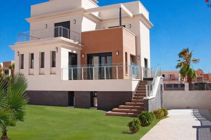 Bild: 4 rum villa på Villa Ara - La Zenia, Spanien La Zenia