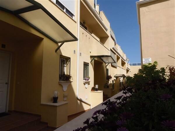 Bild: 4 rum radhus på TH4880, Radhus Torremolinos, Spanien Torremolinos