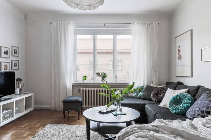 Bild: 1,5 rum bostadsrätt på Disponentgatan 27, Malmö kommun S:t Knut